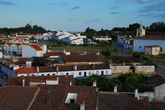 Pousada Mosteiro do Crato: A vista do terraço