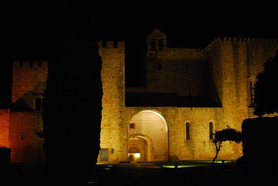 Pousada Mosteiro do Crato: O mosteiro à noite