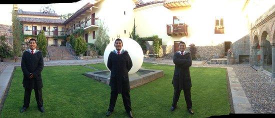 Casa Cartagena Boutique Hotel & Spa: staff