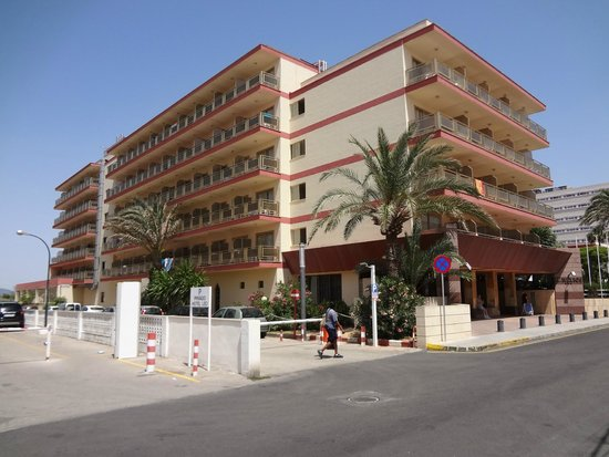 Hotel Helios Mallorca: Отель Helios