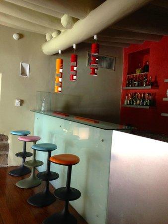 Casa Cartagena Boutique Hotel & Spa: bar