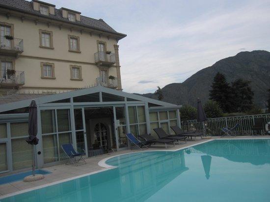 Lario Hotel: Pool