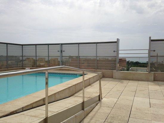 Ilunion Barcelona: piscine