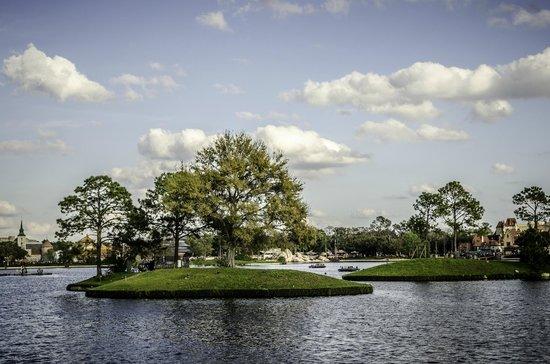 Epcot: Lago