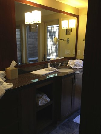 Calistoga Ranch, An Auberge Resort: bathroom