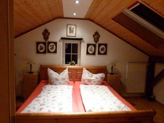 Ferienwohnung Mayer - Casa Patrizia: habitacion matrimonial
