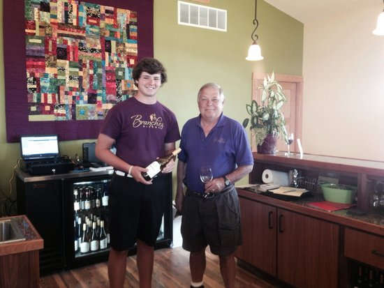 Branches Winery : Welcome to The Branched Winery