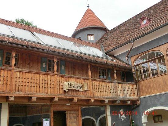 Hotel Steirisch Ursprung: Aussenansicht