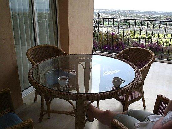 Palm Oasis Maspalomas: Room Balcony