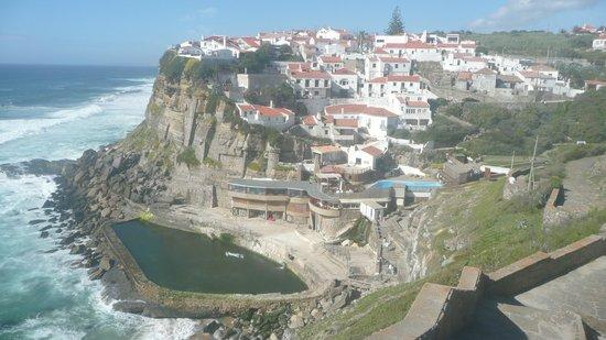 Hotel Arribas: azenhas do mar