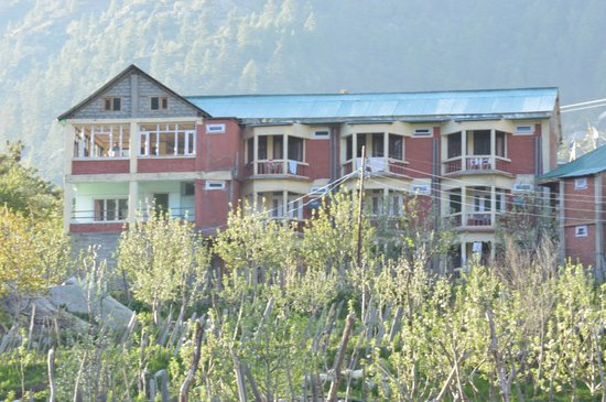 Hotel rupin river view