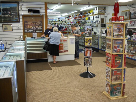 Republic Jewelry & Collectibles: Coin department