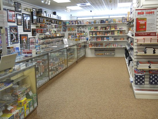 Republic Jewelry & Collectibles: part of the Collectibles Department