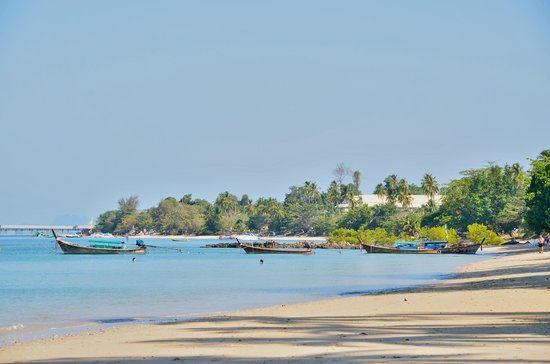 Khlong Muang Beach : plage