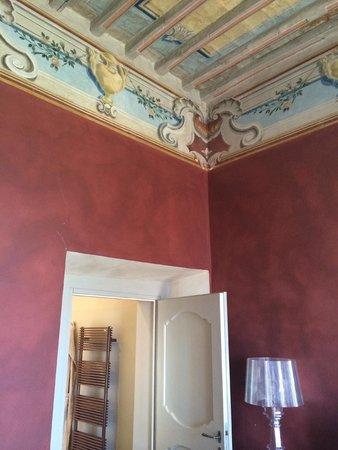 Palazzo Bontadosi Hotel & Spa: Room 7 ceiling