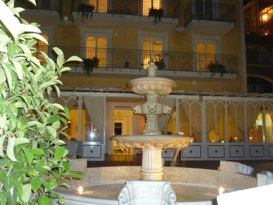 Hotel Villa Fraulo: l'hotel dalla terrazza