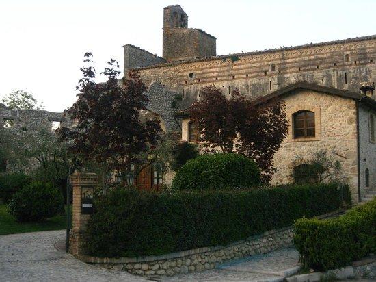 Agriturismo San Giovanni ad Insulam : ingresso