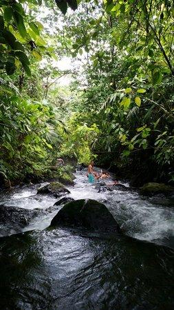 Free Natural Hot Springs: Enjoying free hot springs !!!