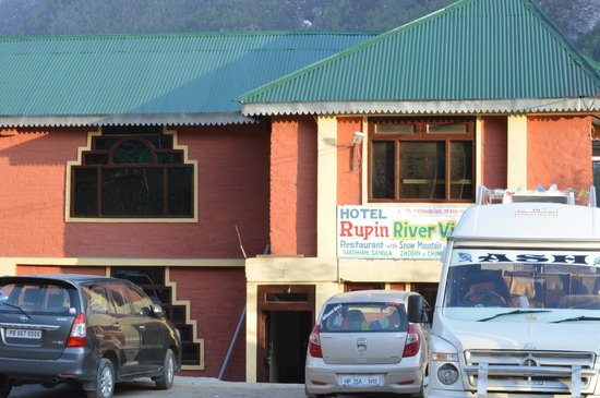Hotel Rupin River View: Hotel front view