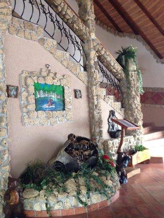 Restoran-Pansion Plitvicka Sedra: Lobby entrance