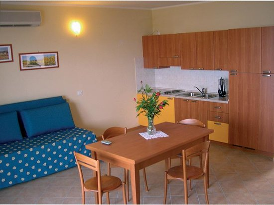 Hotel Residence Miralago Manerba del Garda: Appartamento