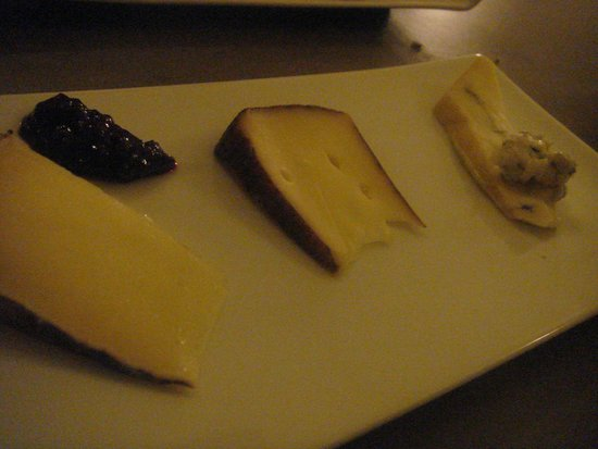 l'alliance des plaisirs : Cheese course