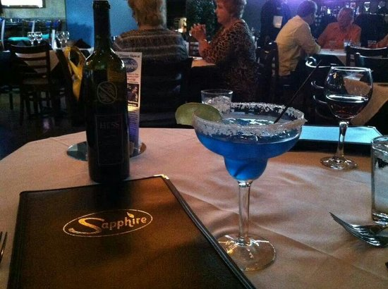 Sapphire : Outstanding Service with Impeccable New Orleans Cuisine!