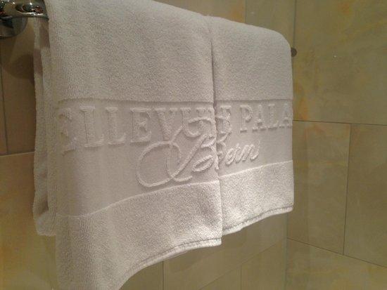 BELLEVUE PALACE Bern: Ванная комната