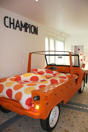 Fun Hotel : Suite Champion