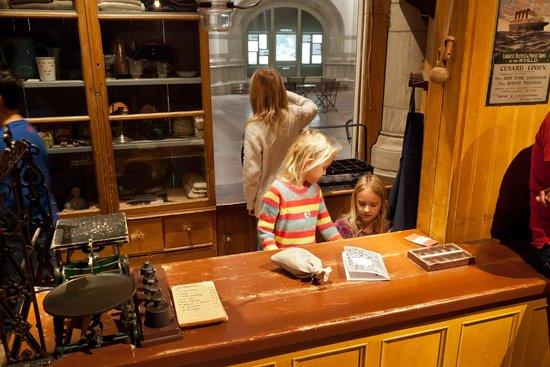 Nordic Museum: ДЕТСКАЯ ДЕРЕВНЯ: магазин
