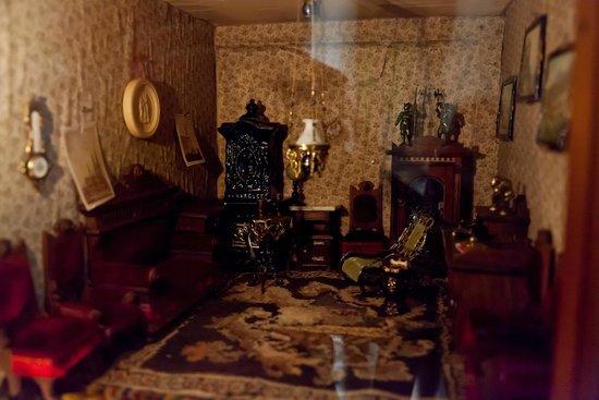 Nordic Museum: Кукольные интерьеры