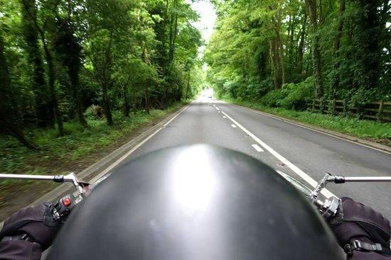 Razorcat Tours : Trike 3