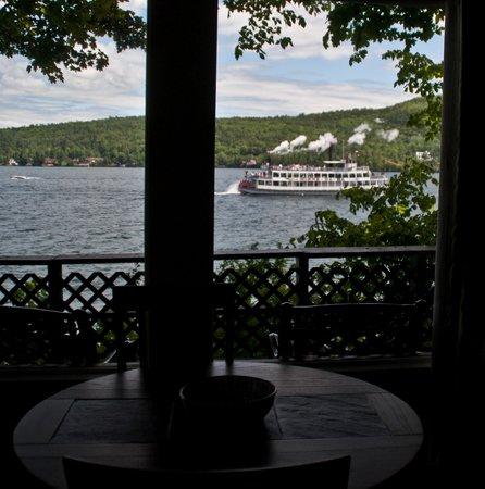 Sun Castle Resort : View from inside Villa 1