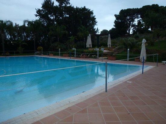 Hotel della Valle: hermosa piscina!