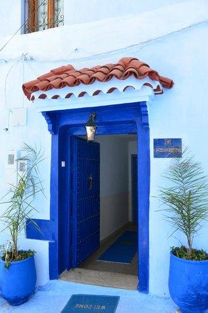 Dar Zambra: Entrance