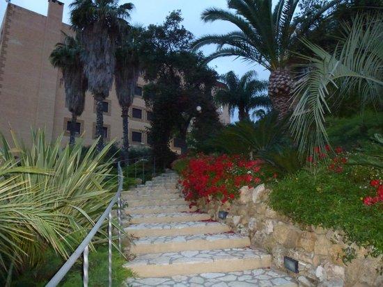 Hotel della Valle: todo muy bien cuidado!