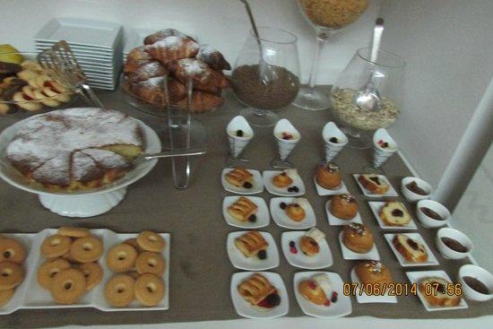 Colazione Hotel Santa Brigida