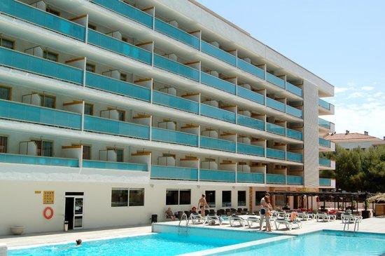 4R Playa Margarita Hotel : Hotel Swimm View