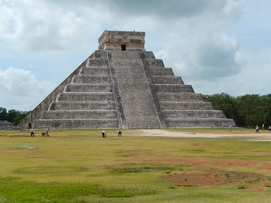 Mexico Kan Tours - Day Tours: The Main Temple!