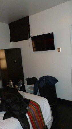 Wakapunku Hotel Boutique : habitación