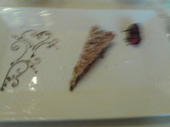 Hotel Lagorai Alpine Resort & Spa: Linzer Torte
