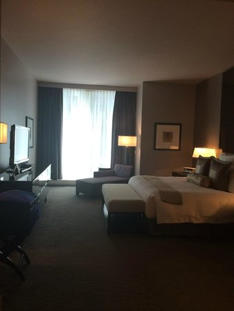 Trump International Hotel & Tower Chicago : Bedroom of Suite