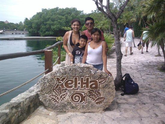 Parc Xel-Ha : entrada