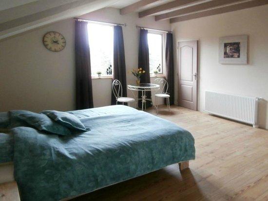 La Tulipe : Double room