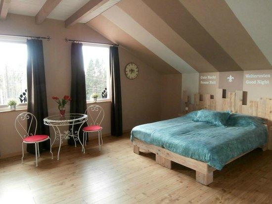 La Tulipe : Family room