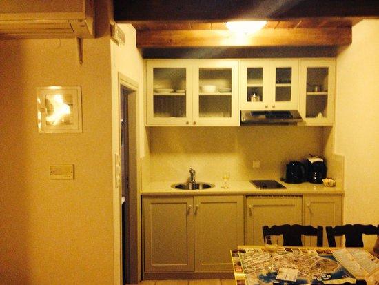 Casa De Delfini: Kitchen
