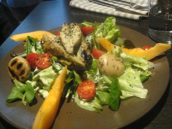 Le bistrot de bacchus : Bacchus Salad