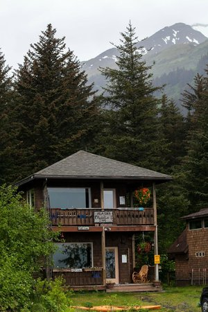 Alaska Paddle Inn : We'll be back some day!
