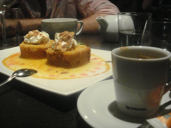 Le bistrot de bacchus : Baba dessert
