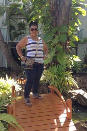 White Sands Hotel: Aloha